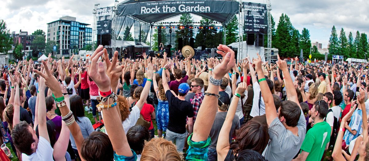 Rock The Garden Tickets
