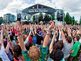 Rock the Garden (Saturday Pass)