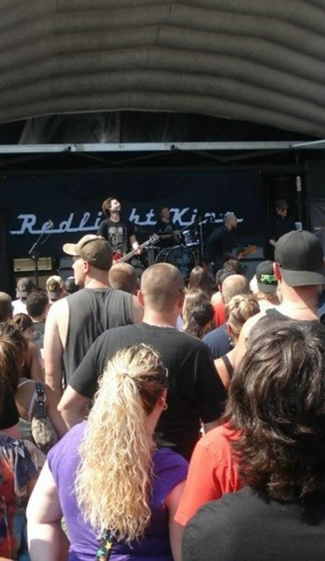 A Rock the Park live event