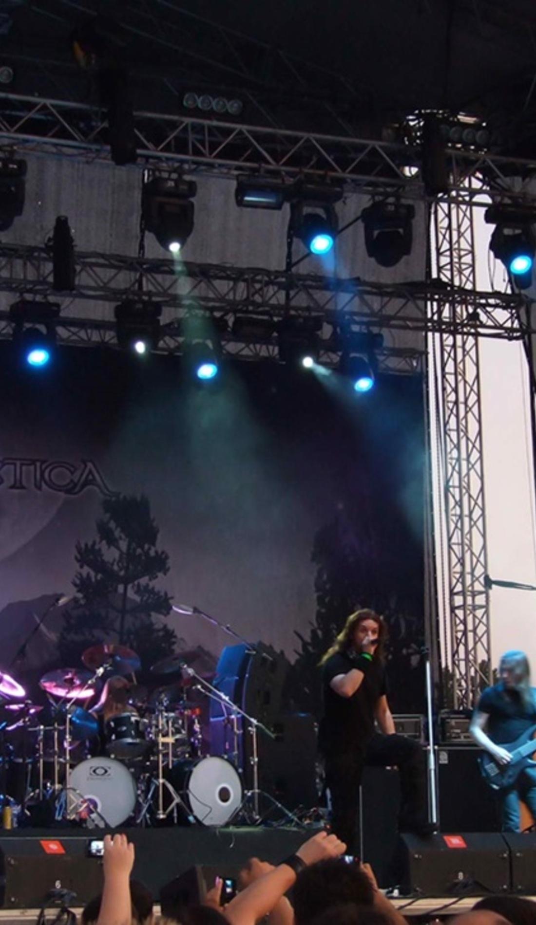 A Rockfest live event