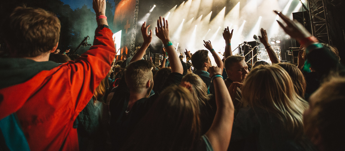 Rocklahoma (Sunday Pass) with Staind, Halestorm, Alter Bridge and more