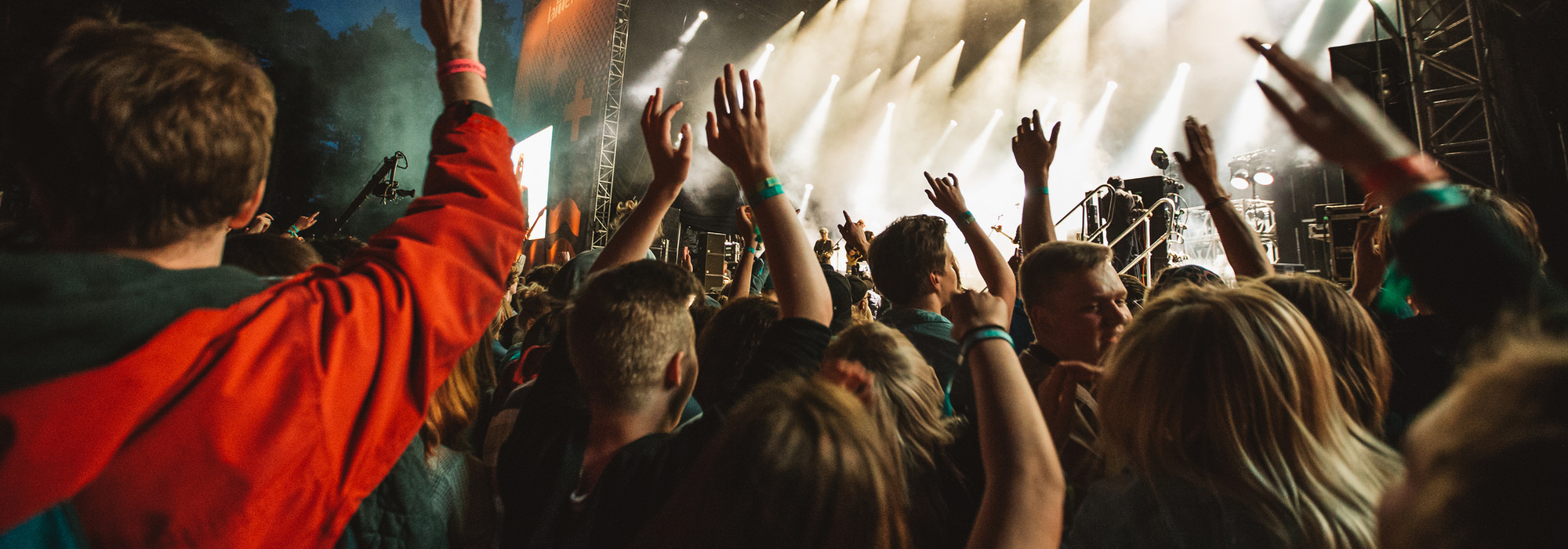 A Rocklahoma live event