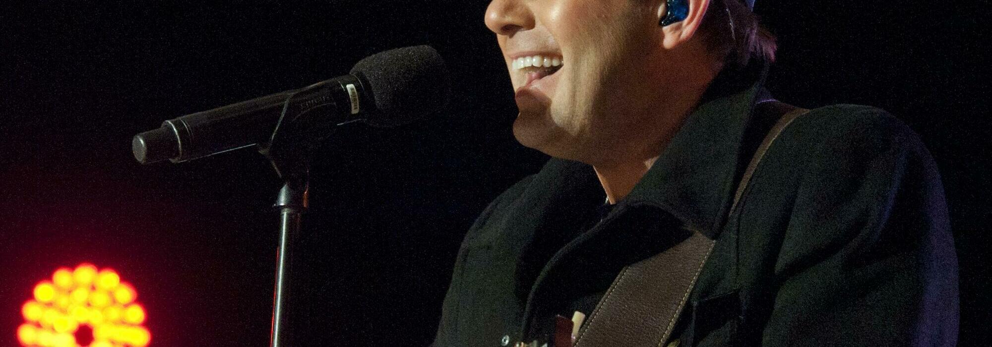 A Rodney Atkins live event