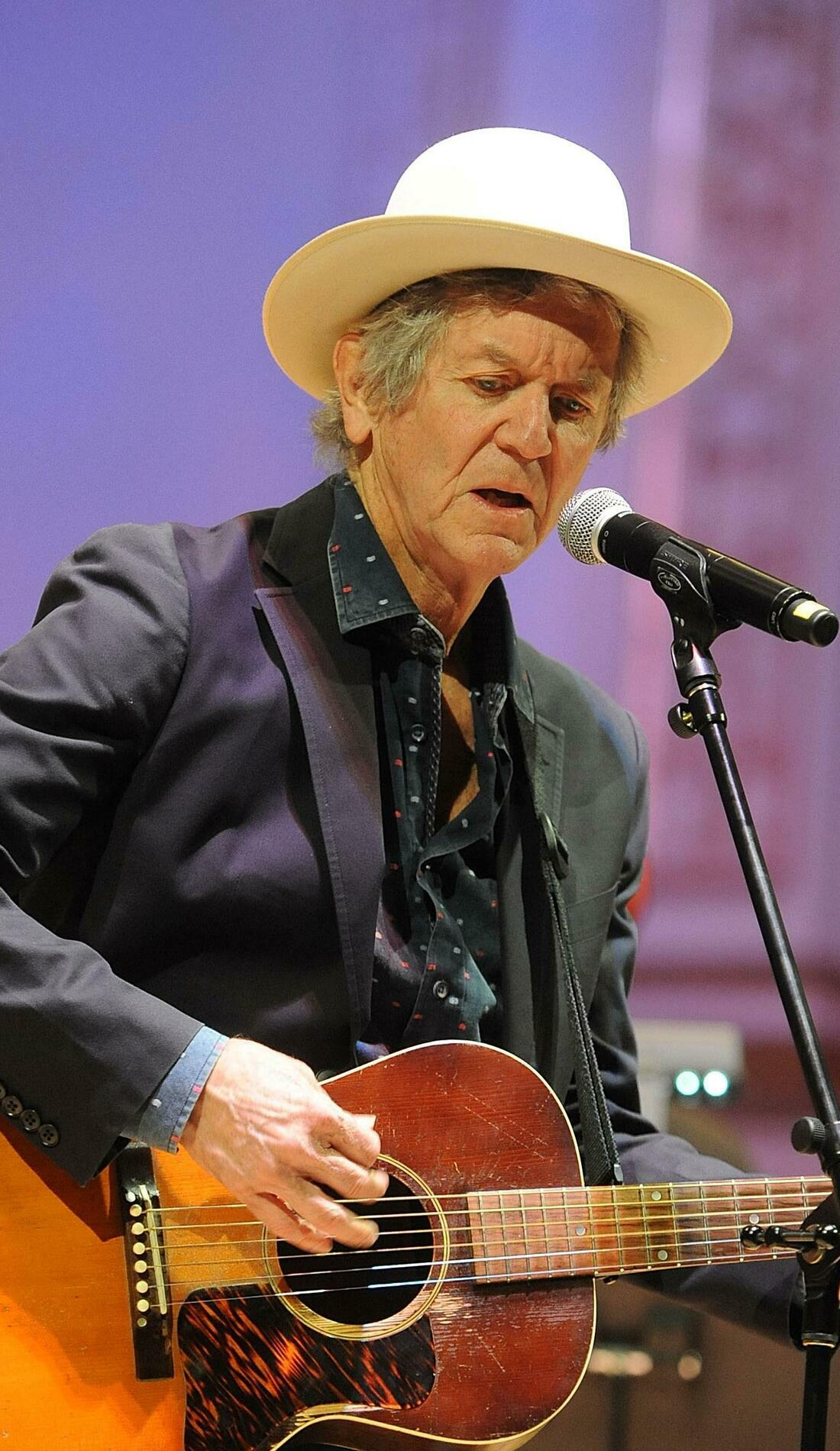 A Rodney Crowell live event