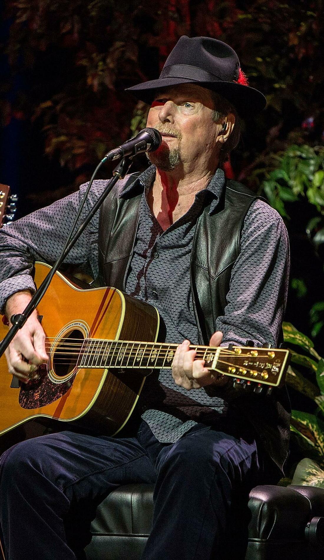 A Roger McGuinn live event