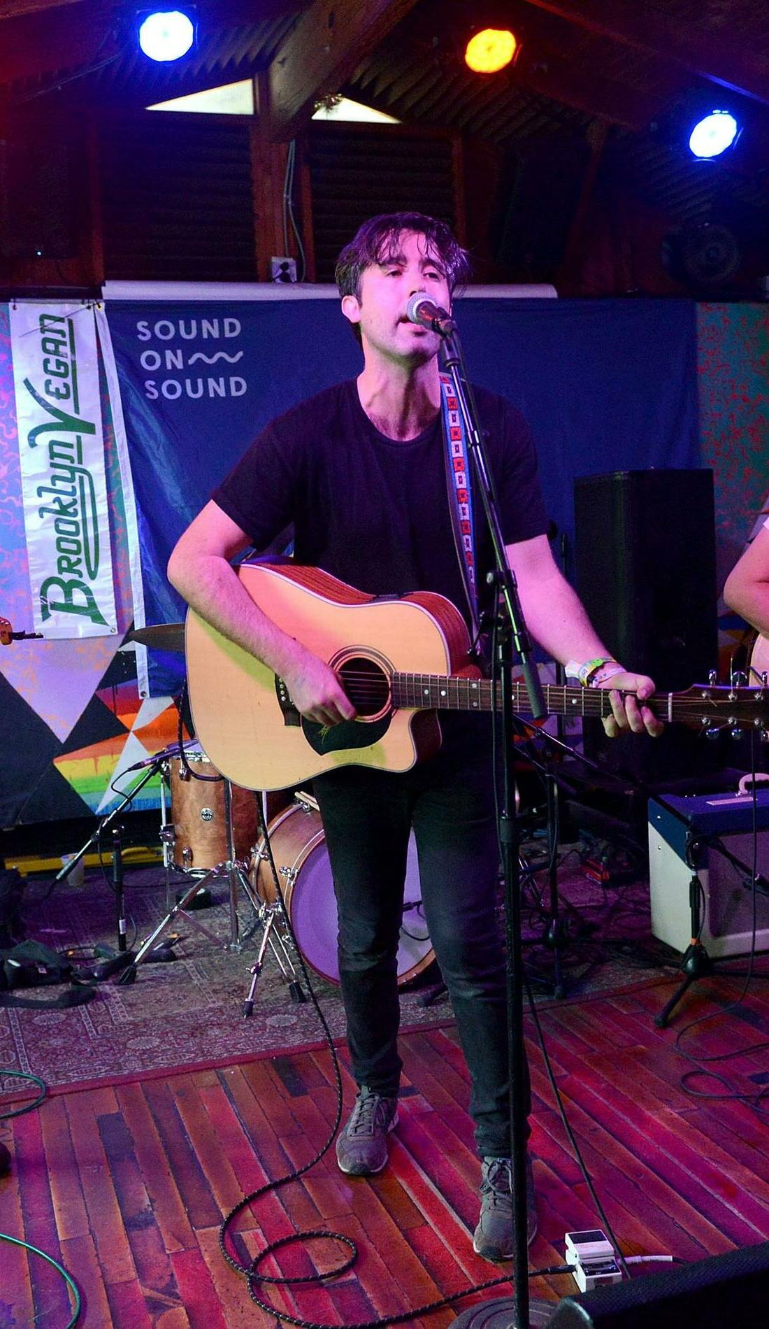 A Rolling Blackouts Coastal Fever live event