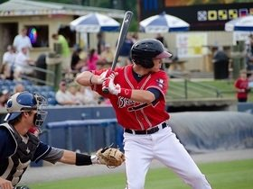 Columbia Fireflies at Rome Braves