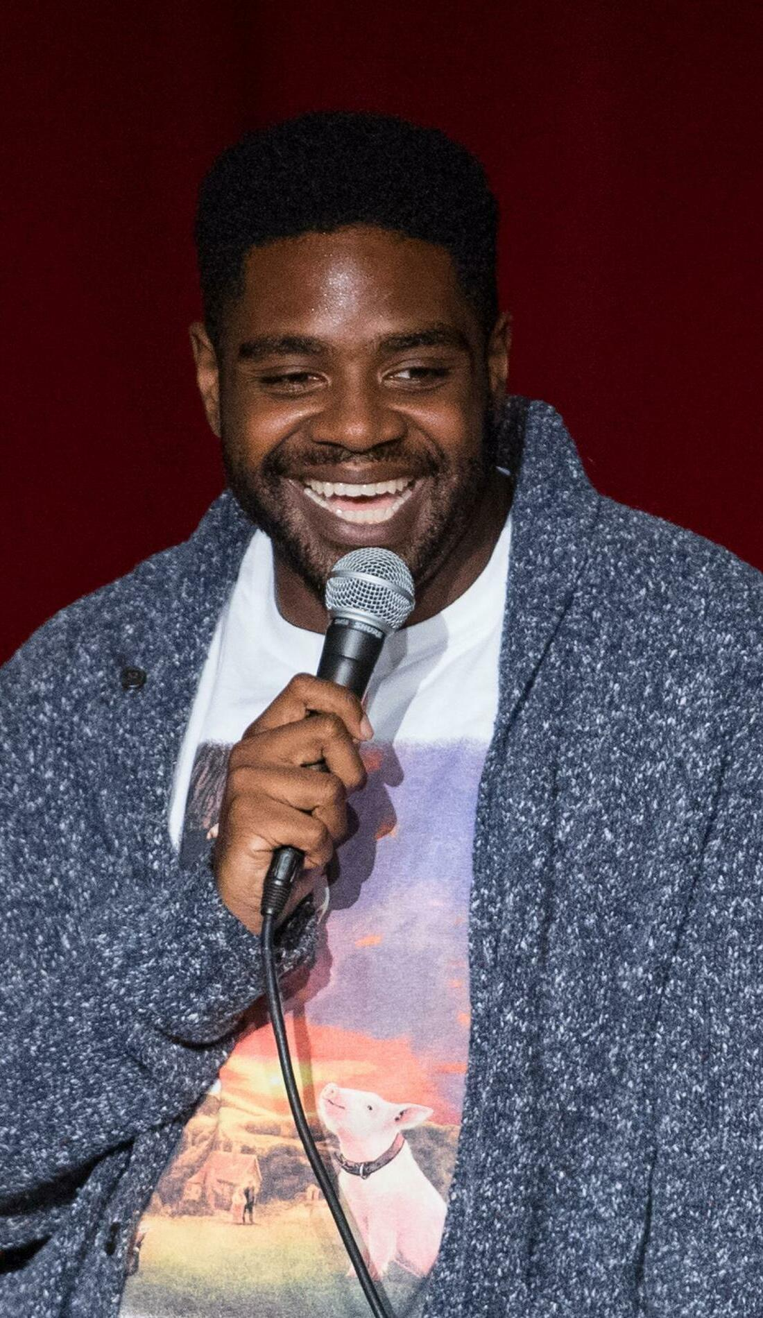 A Ron Funches live event