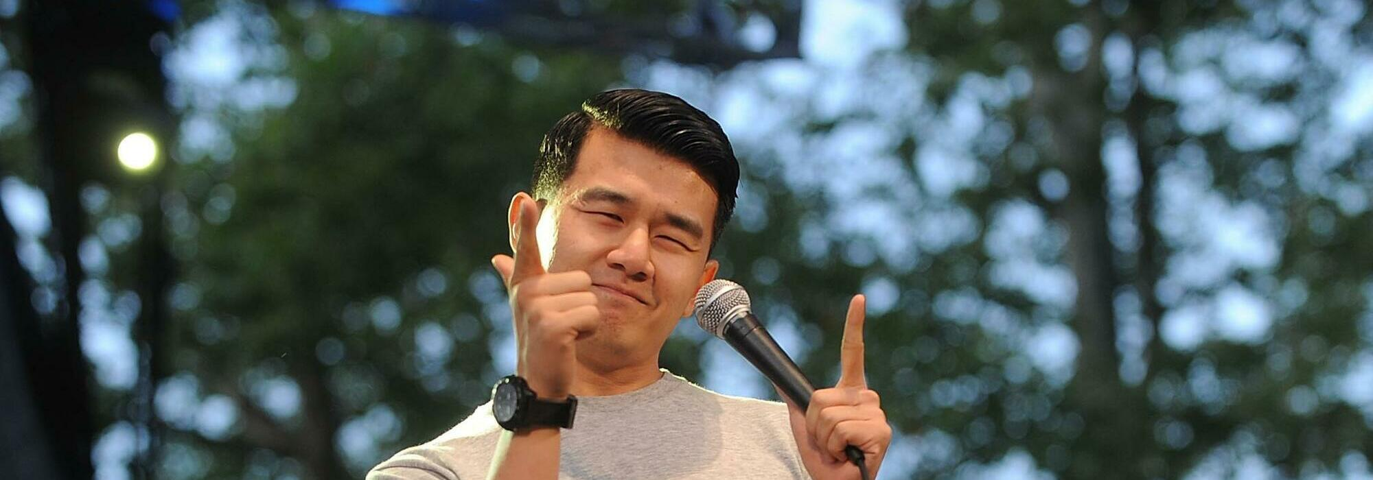 A Ronny Chieng live event