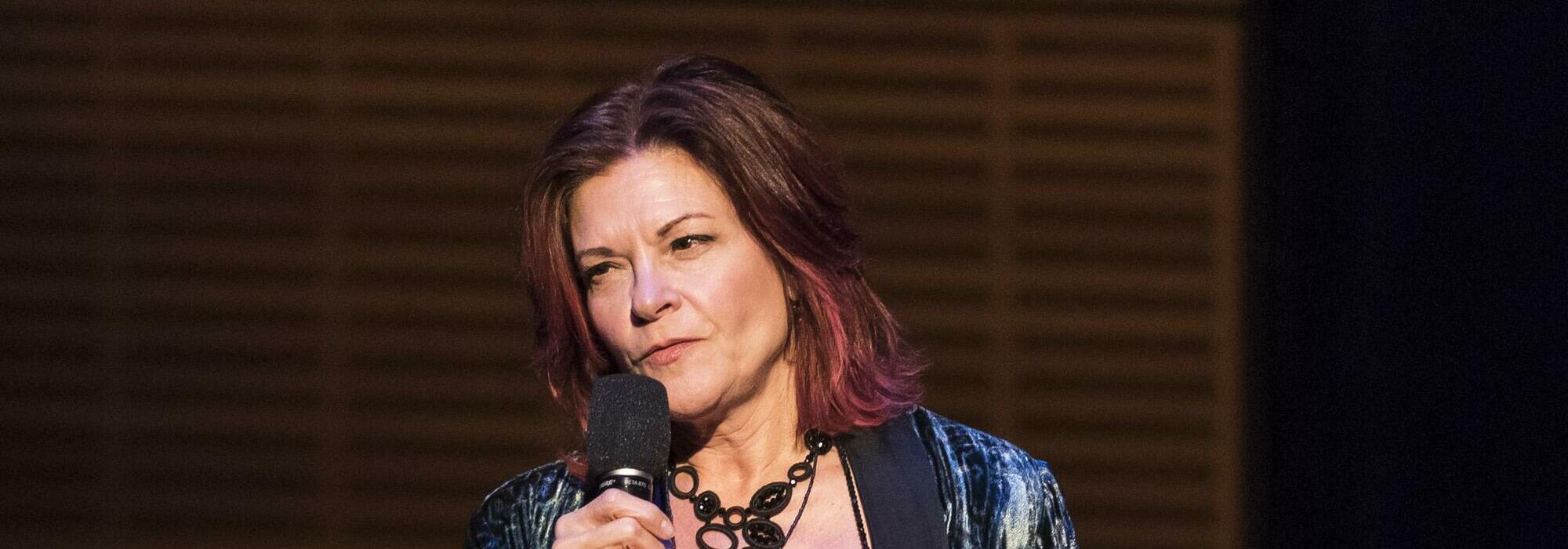 A Rosanne Cash live event