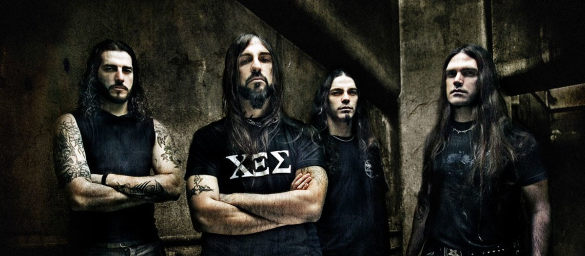 Rotting Christ with Borknagar, Wolfheart, Abigail Williams & Imperial Triumphant