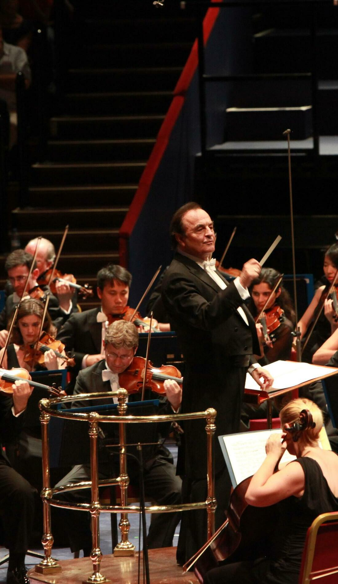 A Royal Philharmonic Orchestra live event