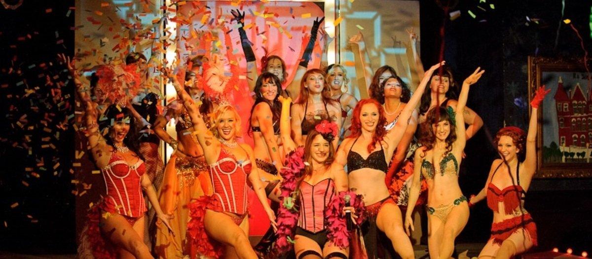 Ruby Revue Burlesque Tickets