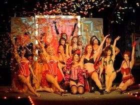 Ruby Revue Burlesque Show - Fort Worth