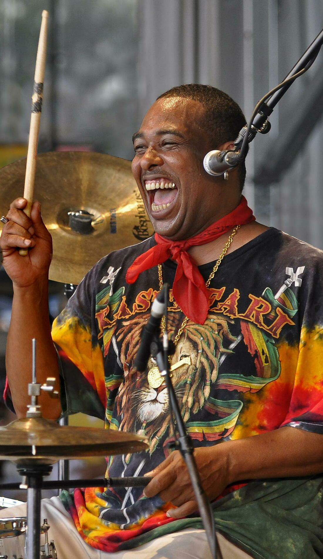A Russell Batiste live event
