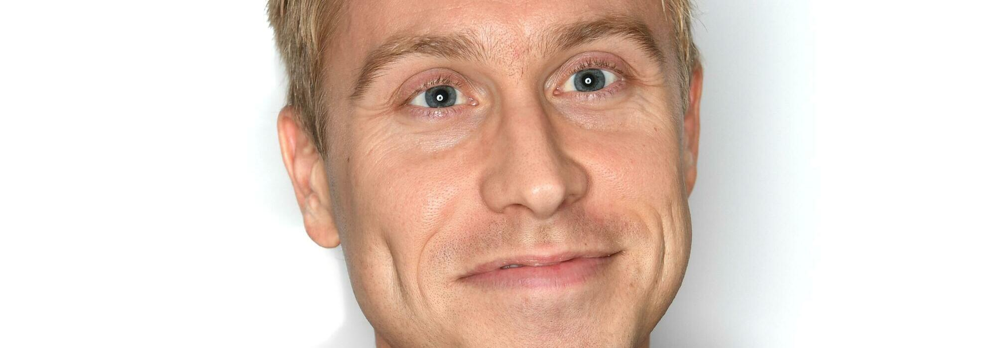 A Russell Howard live event