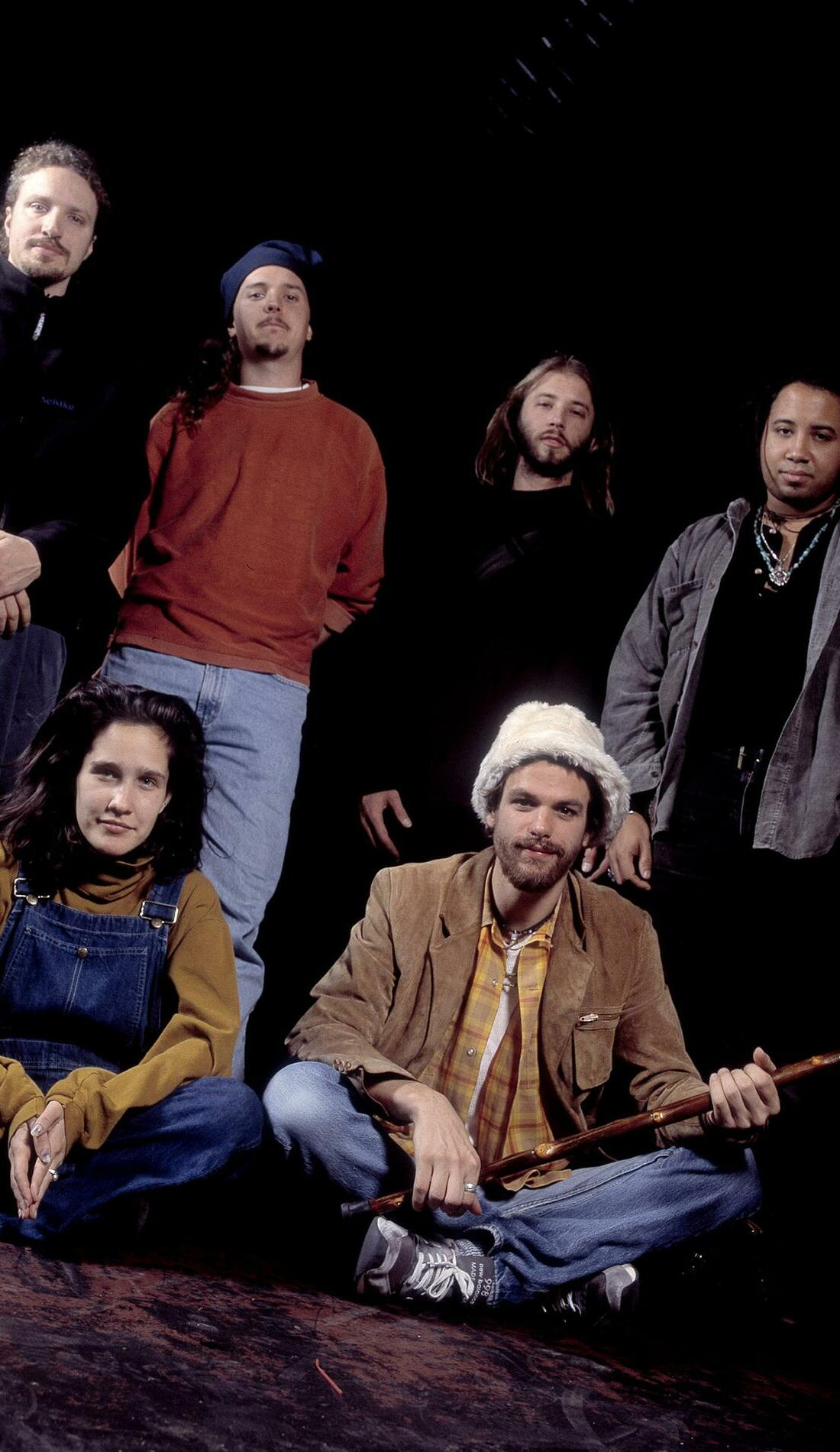 A Rusted Root live event