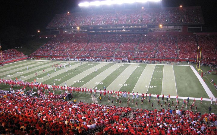 Rutgers Scarlet Knights Football Seating Chart & Map | SeatGeek