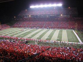 Ohio State Buckeyes at Rutgers Scarlet Knights Football