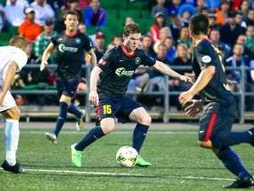 Saint Louis FC at Las Vegas Lights FC