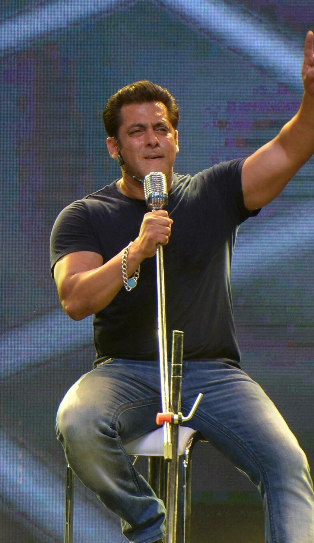 A Salman Khan live event