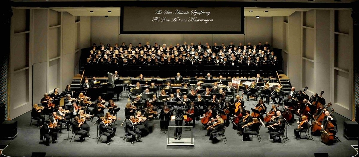 San Antonio Symphony Tickets Seatgeek