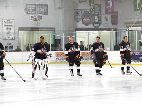 San Diego Gulls at Tucson Roadrunners