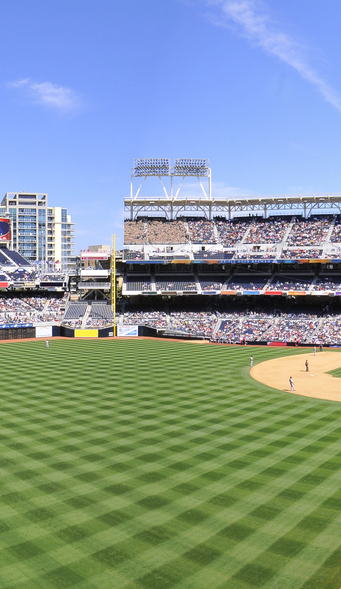 A San Diego Padres live event