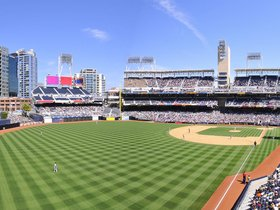 Milwaukee Brewers at San Diego Padres