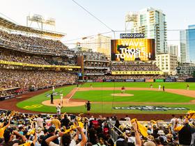 San Diego Padres at Cincinnati Reds