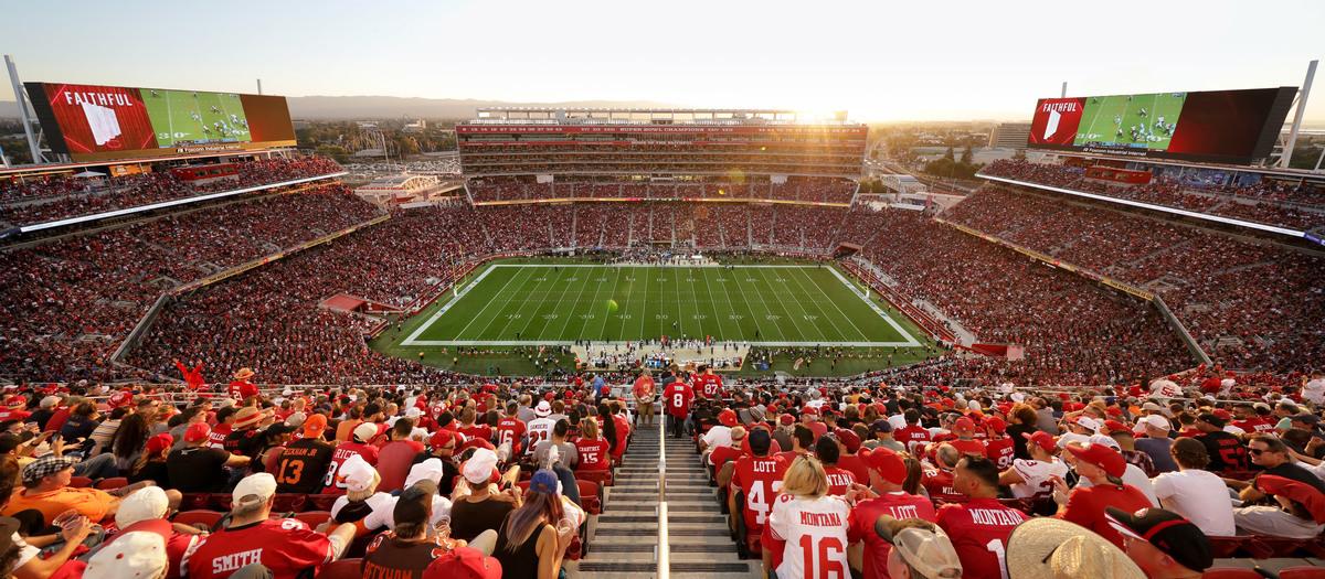 e6e8a0bc San Francisco 49ers Tickets   SeatGeek