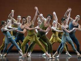 San Francisco Ballet: Fusion, Pita & Fearful Symmetries - San Francisco