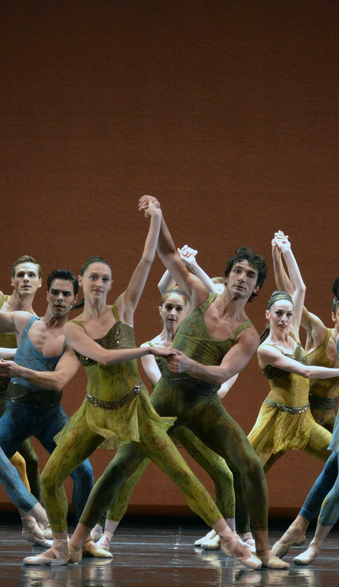 A San Francisco Ballet live event