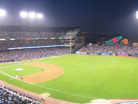San Francisco Giants at San Diego Padres