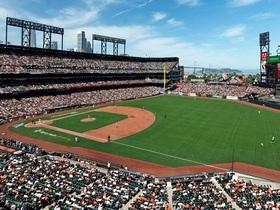 San Francisco Giants at St. Louis Cardinals