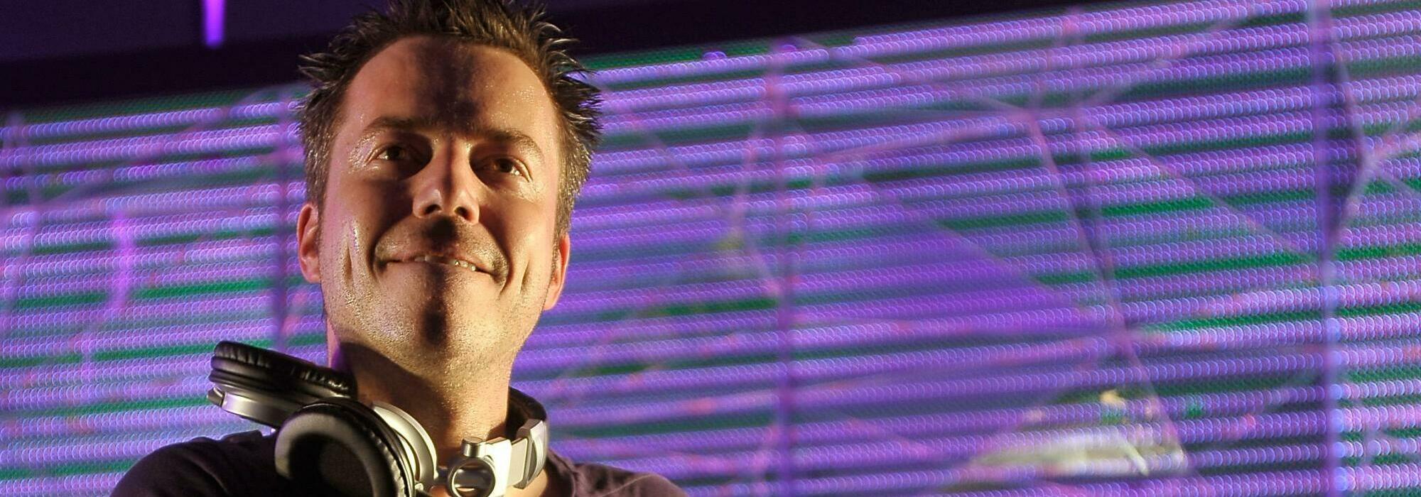 A Sander van Doorn live event