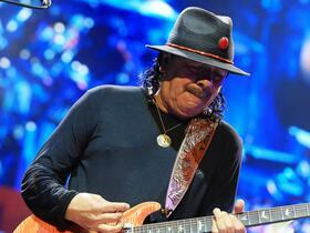 Advertisement - Tickets To Santana