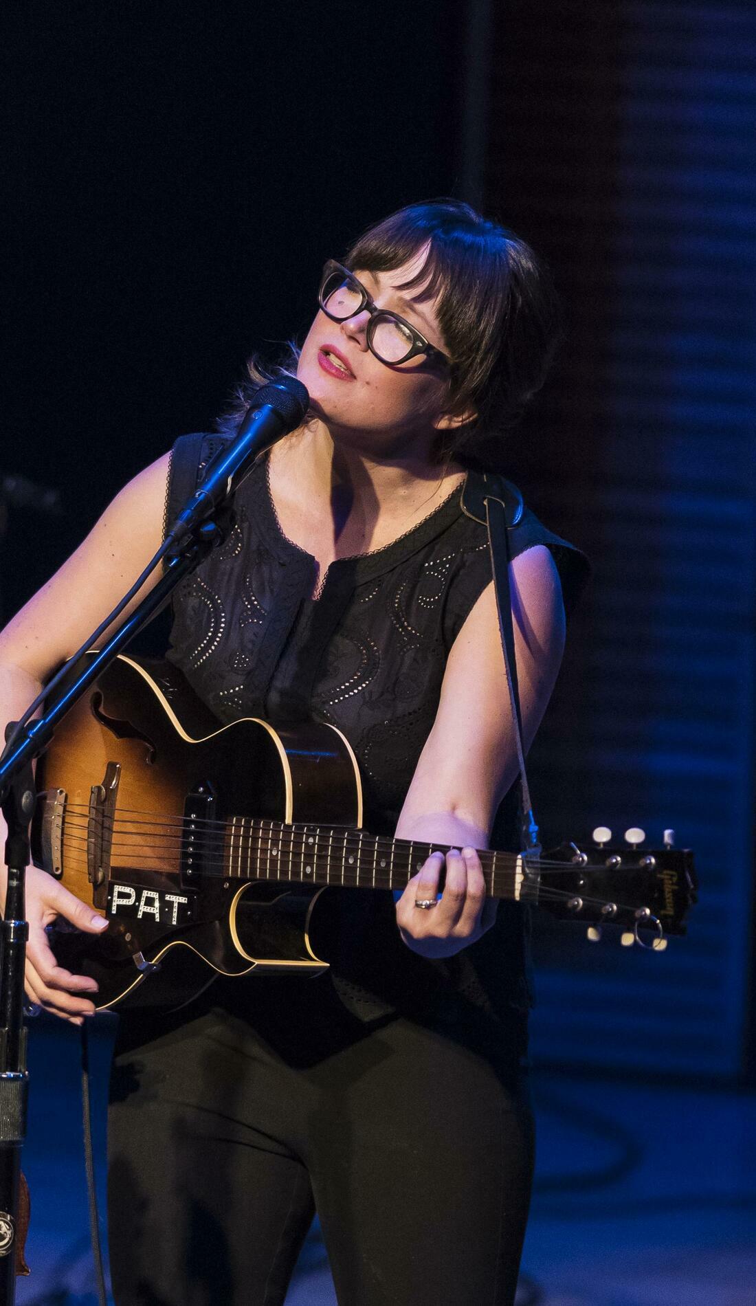 A Sara Watkins live event