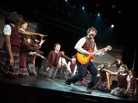 Advertisement - Tickets To School of Rock (The Musical)