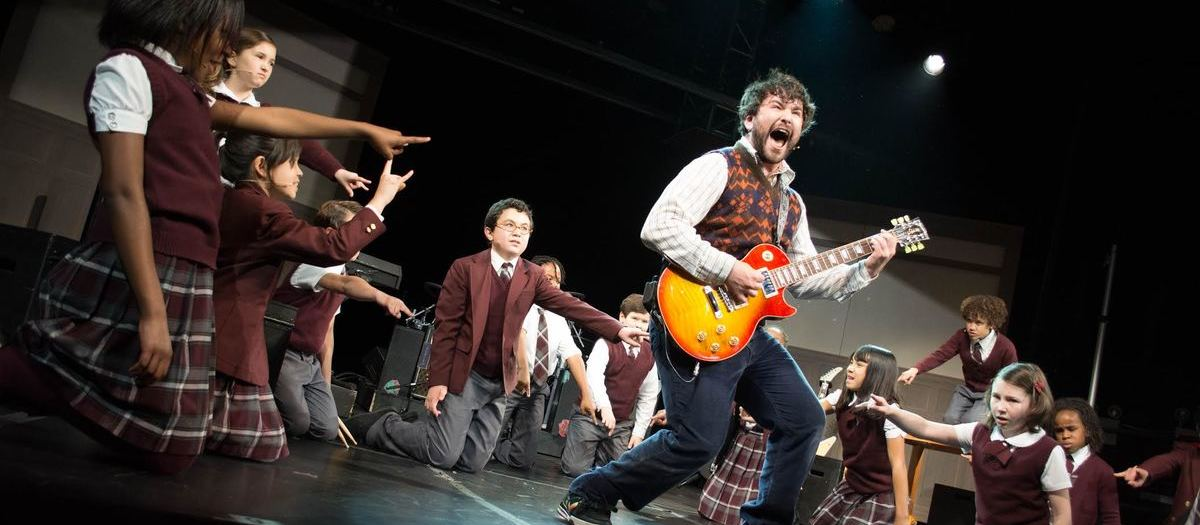 School of Rock (The Musical) Tickets