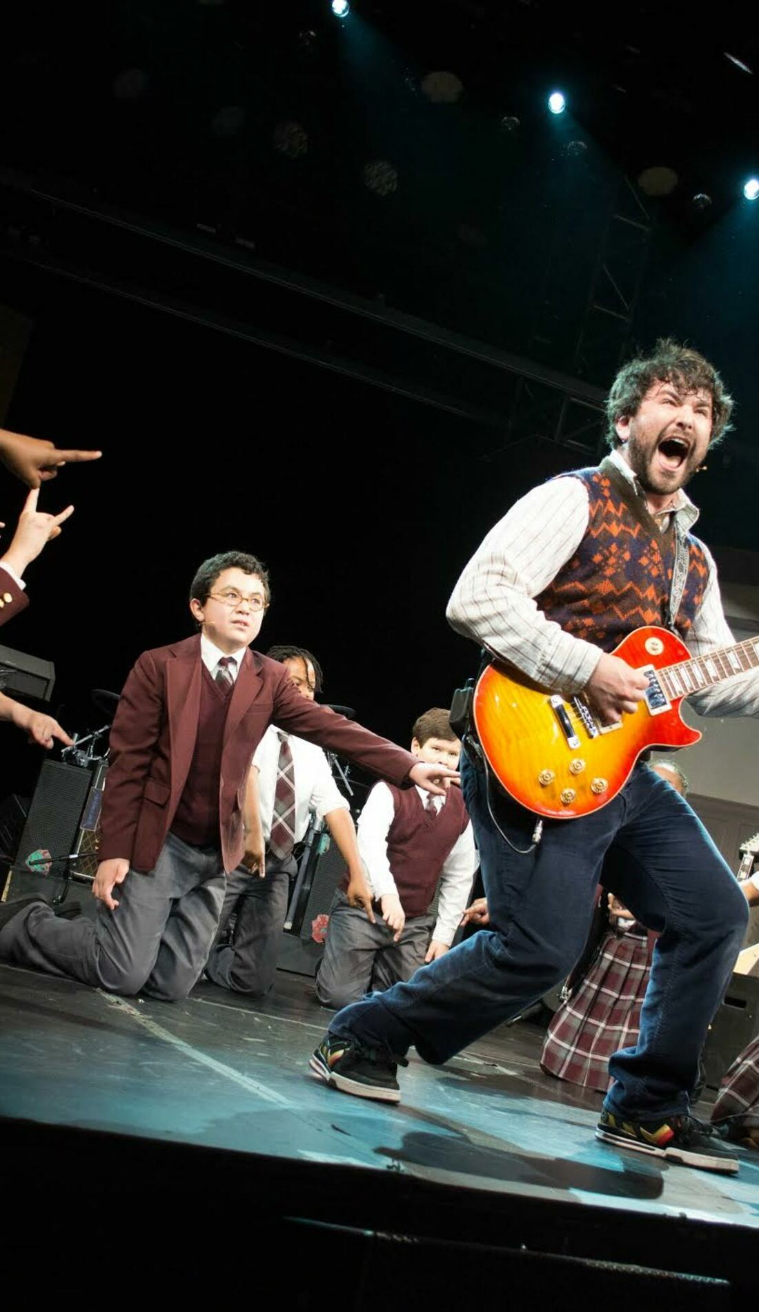 A School of Rock (The Musical) live event