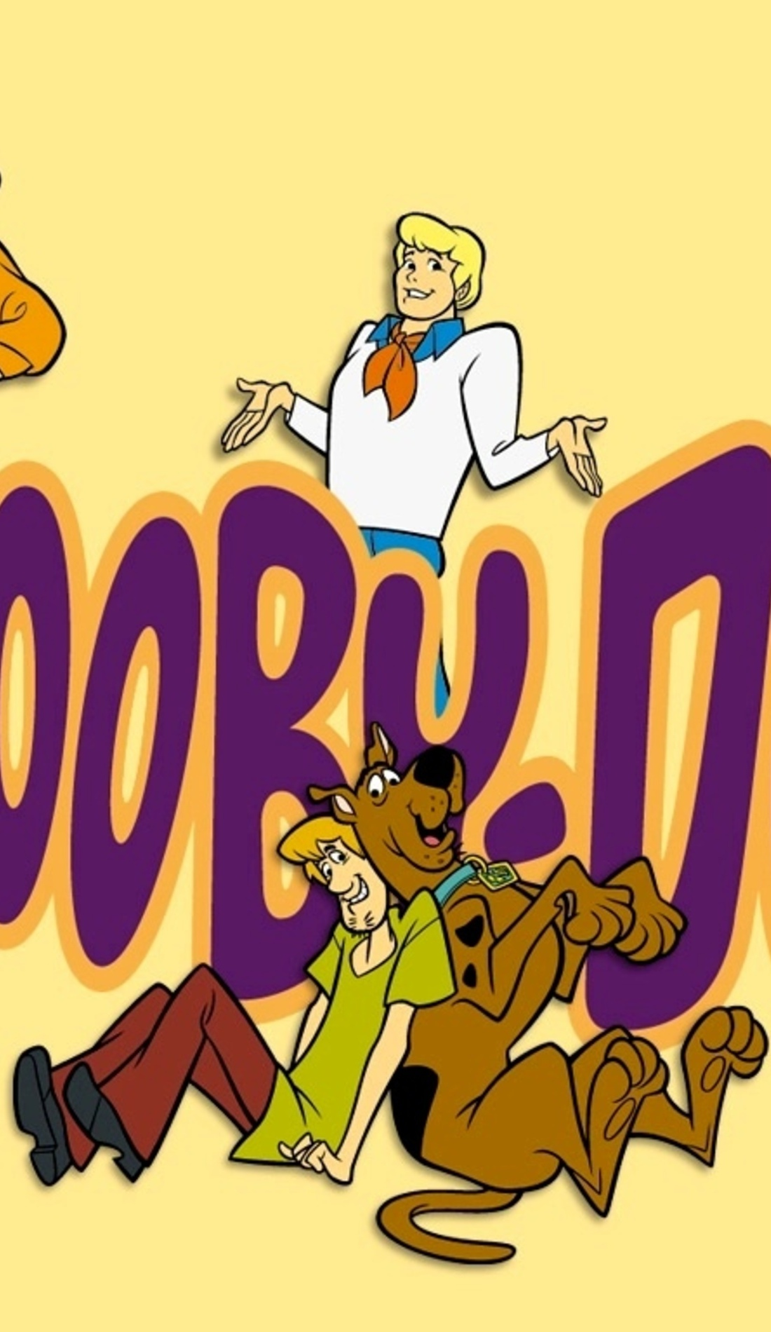 A Scooby Doo live event