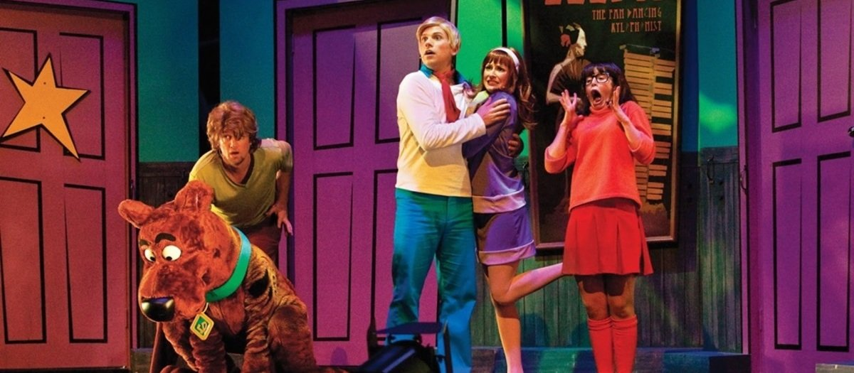 Scooby Doo Live! Tickets