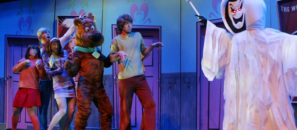 Scooby Doo Live Musical Mysteries Tickets