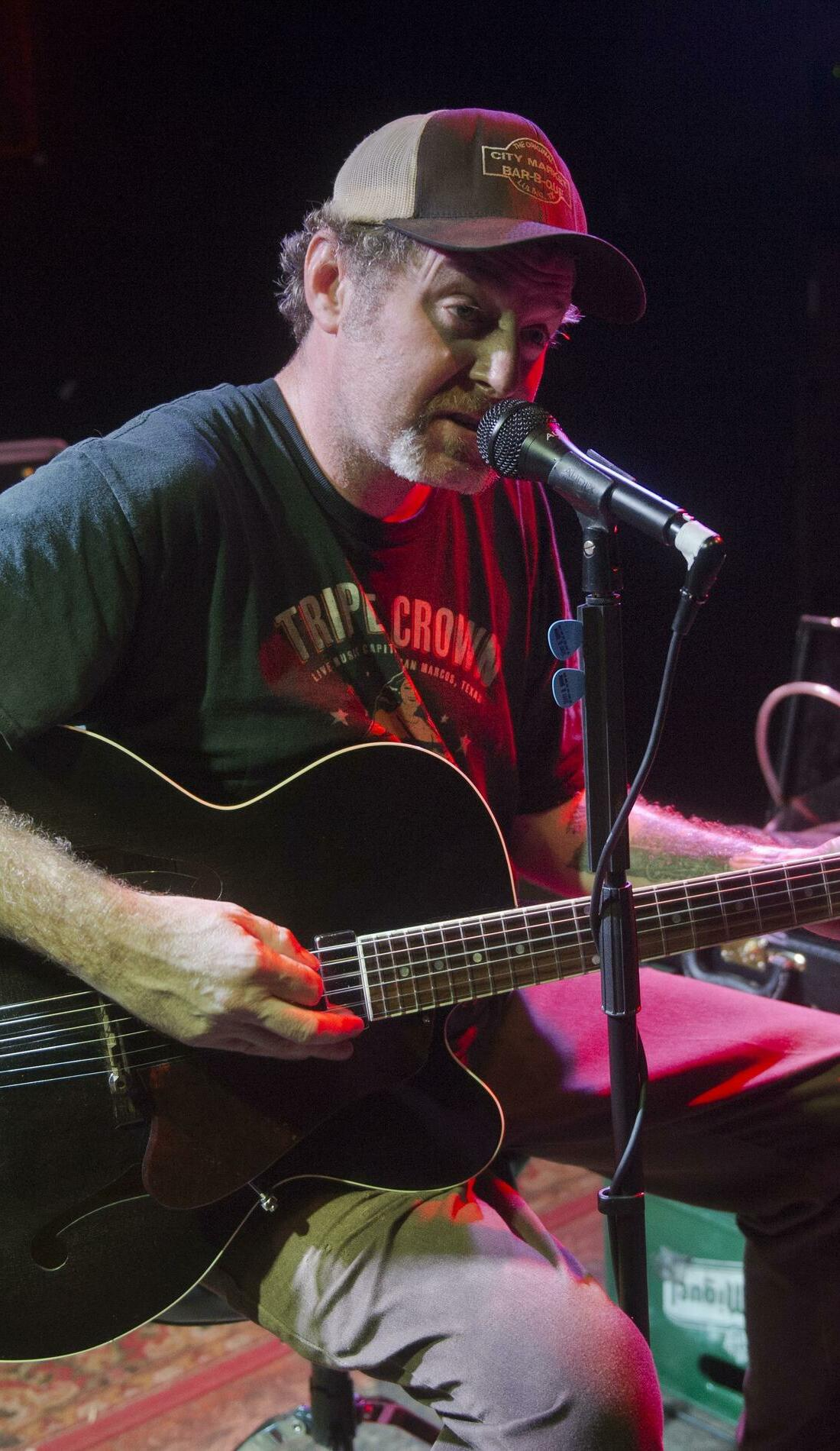 A Scott H. Biram live event