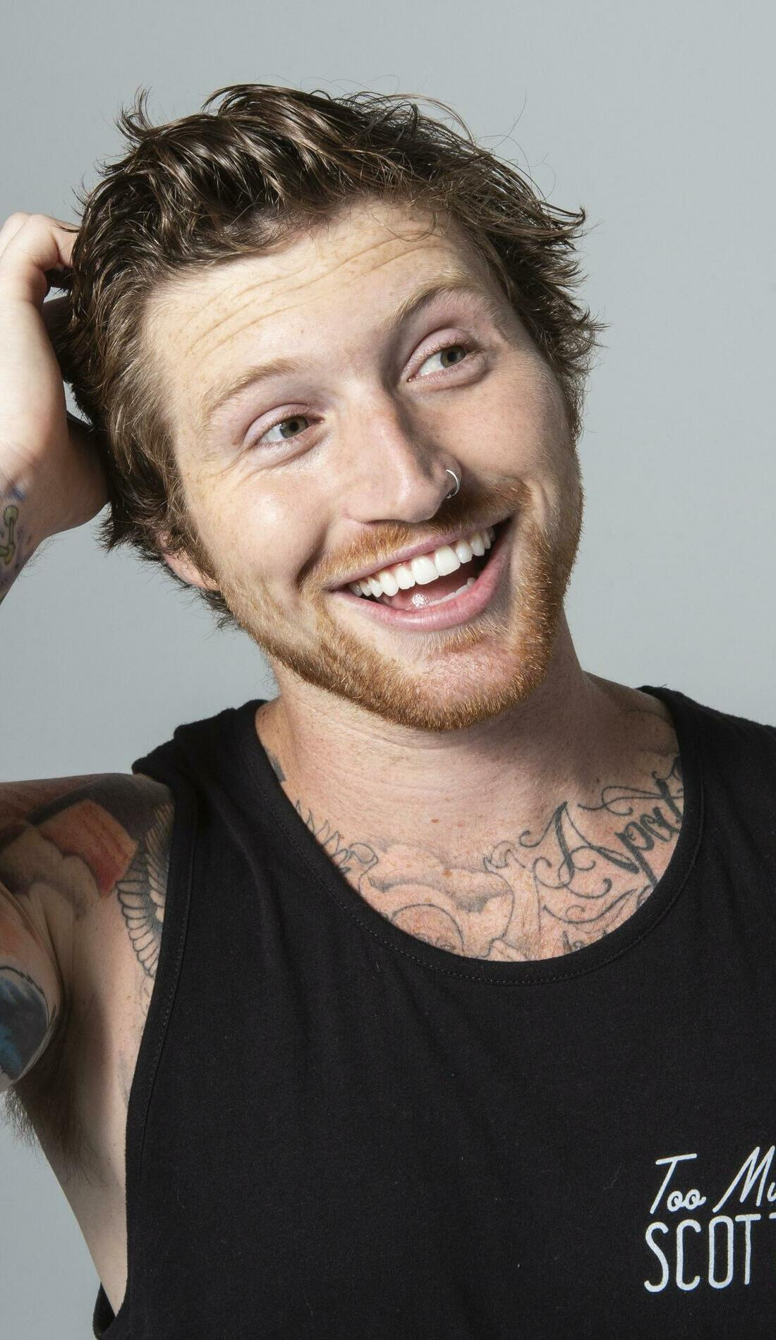 A Scotty Sire live event