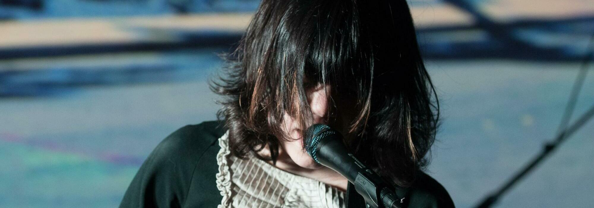 A Screaming Females live event