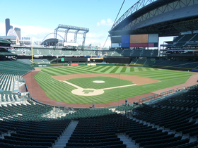 Opening Day: Houston Astros at Seattle Mariners