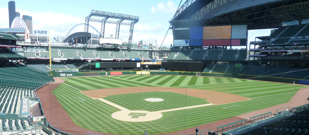 908a95f32d54a Seattle Mariners ⚾ Tickets