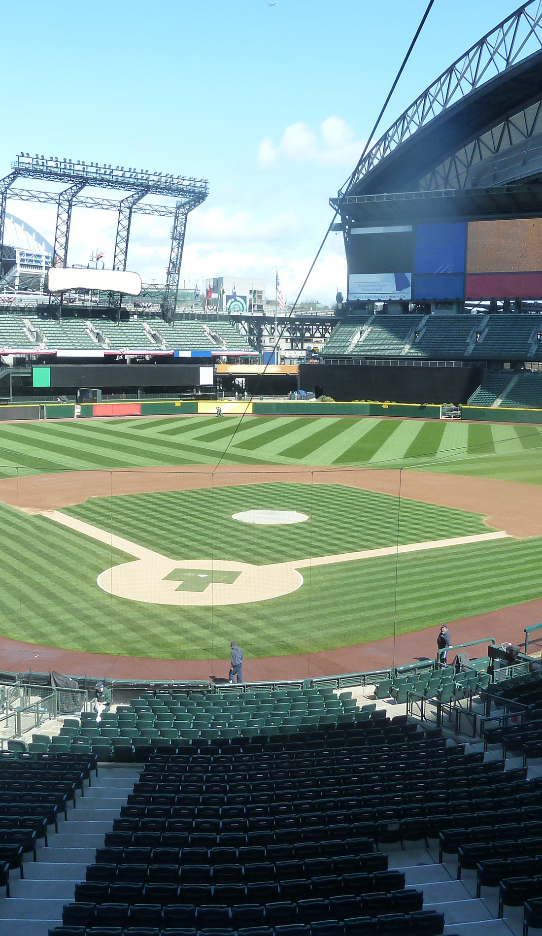 A Seattle Mariners live event